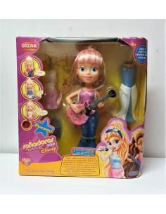 Muñeca: Soñadoras Pop Disney - Cenicienta - Bizak