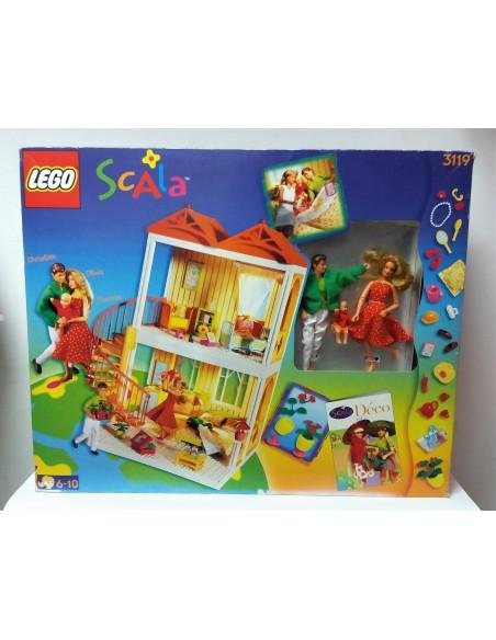 3119 LEGO - Scala: Casa de Muñecas