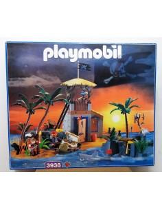3938 PLAYMOBIL Gran isla pirata.