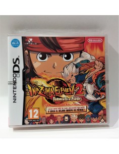 Nintendo DS - Inazuma Eleven 2: Ventisca Eterna