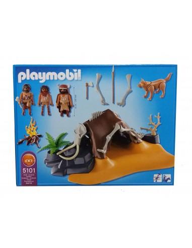PLAYMOBIL 5101 ESQUELETO MAMUT CAZADORESVIETCH3