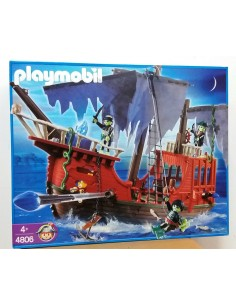 4806 Barco Pirata Fantasma - PLAYMOBIL