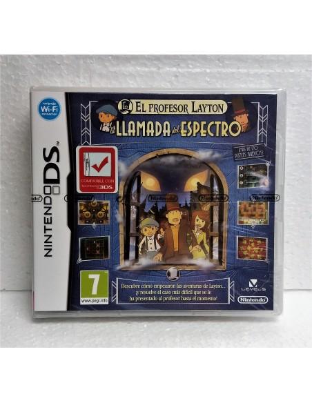 Nintendo DS - El profesor Layton y la máscara de los prodigios