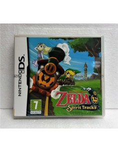 Nintendo DS - The Legend Of Zelda: Spirit Tracks