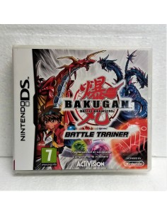 Nintendo DS - Bakugan: Battle Trainer
