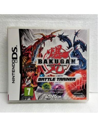 Nintendo DS - Bakugan: Battle Trainer