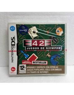 Nintendo DS - 42 Juegos de Siempre