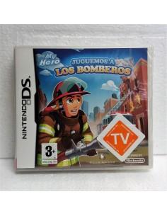 Nintendo DS - Juguemos a los Bomberos