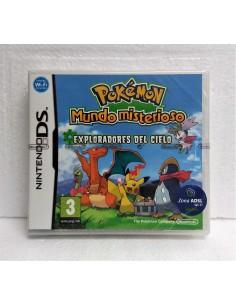 Nintendo DS - Pokémon: Mundo Misterioso - Exploradores del Cielo