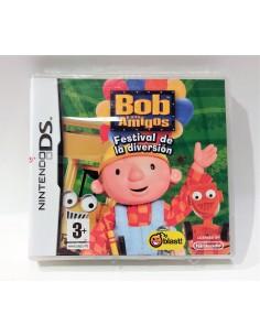 Nintendo DS - Bob y sus amigos: Festival de diversión