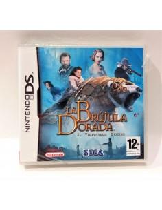 Nintendo DS - La Brújula Dorada
