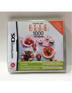 Nintendo DS - Cocina con Elle à table: 1000 recetas