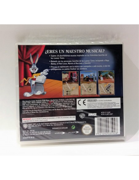 Nintendo DS - Looney Tunes: Música Animada