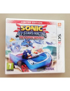 Nintendo 3DS - Sonic: All Stars Racing Transformed