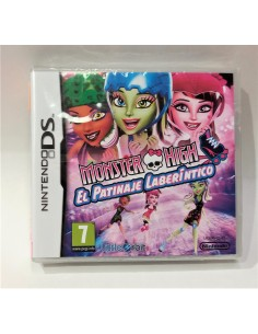 Nintendo DS - Monster High: El Patinaje Laberinto
