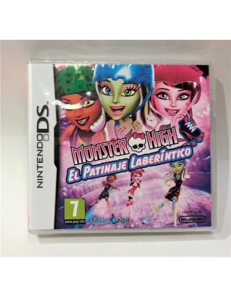 Nintendo DS - Monster High: El Patinaje Laberinto