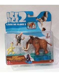 Ice Age 2 - Manny y sus amigos - Mattel