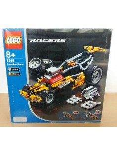 8365 Tuneable Racer - LEGO RACERS
