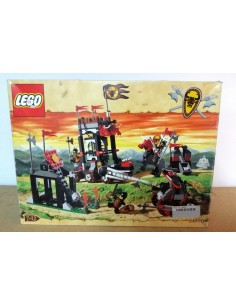 6096 Bull's Attack - LEGO Knights Kingdom