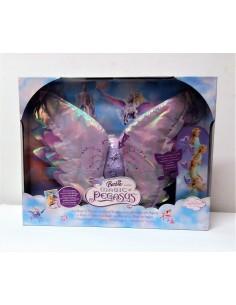 Barbie: Set de alas - La magia de pegasus - Mattel