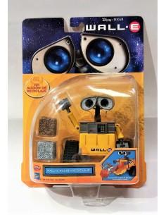 WALL-E Figuras Deluxe Acción reciclaje. Bizak