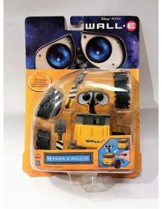 WALL-E Figuras Deluxe Repara a Wall-E. Bizak