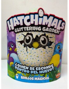 HATCHIMALS BRILLOS MÁGICOS