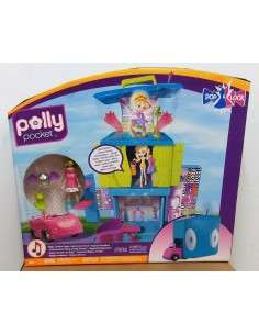 POLLY POCKET - Superconcierto de Polly - Mattel