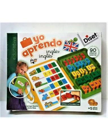 Yo Aprendo Inglés - Diset 2011