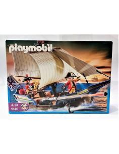 5140 Barco de los soldados. Playmobil