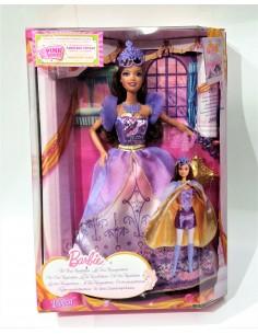 Barbie tres mosqueteras.  Viveca