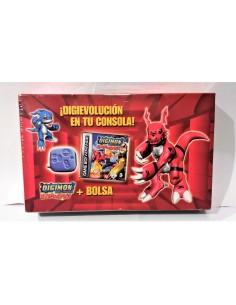 Juego Game boy advance. Digimon battle spirit+bolsa
