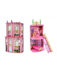 Barbie Castillo Las tres Mosqueteras - Mattel