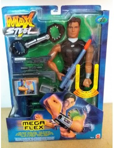 Max Steel - MEGA FLEX