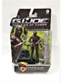 G.I.JOE THE RISE OF COBRA - Snake Eyes Ninja Comando. Hasbro.