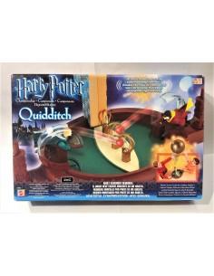 HARRY POTTER. Campeonato Quidditch. Juego de mesa MATTEL