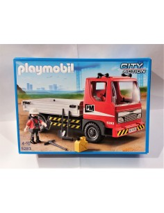 5283 Camión de construcción. PLAYMOBIL