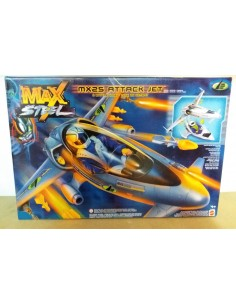 Max Steel - Mx25 ATTACK JET