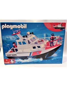 4448 Guardacostas. PLAYMOBIL