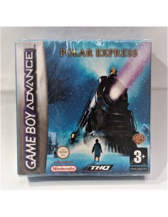 Game Boy Advance - Polar Express
