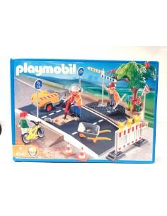 4047 Equipo de obras, mantenimiento. PLAYMOBIL