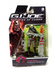 G.I.JOE THE RISE OF COBRA - Destro weapons supplier.