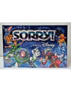 Juego de mesa: SORRY edición Disney- PARKER