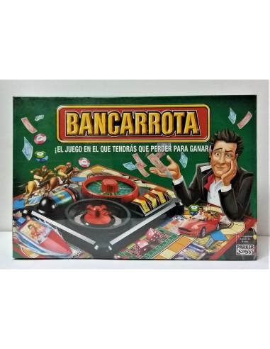 Juego de mesa BANCARROTA- PARKER/HASBRO