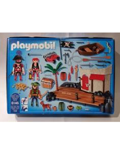 6146 Fuerte Pirata Super set. PLAYMOBIL