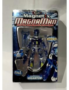 MAGNAMAN GIGANTOR. MAGNETIX