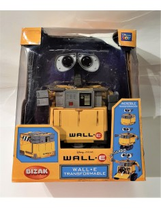 WALL-E Transformable. BIZAK