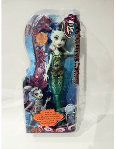 Muñeca MONSTER HIGH Frankie Stein. MATTEL