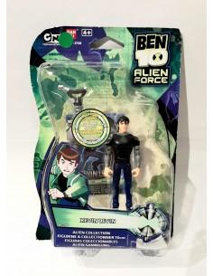 Figura BEN10 KEVIN LEVIN. BANDAI