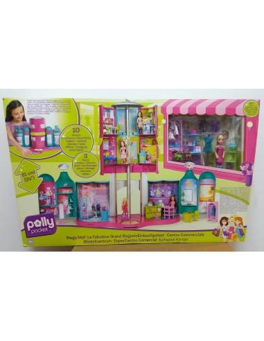 POLLY POCKET - Super Centro Comercial - Mattel